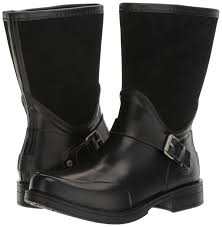 ladies leather motorcycle boots amazon com ugg women u0027s sivada rain boot mid calf