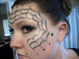 Spider Makeup Halloween by Halloween Makeup Tutorial Spider Halloween Make Up