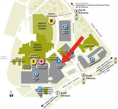 Georgia State University Campus Map by Northeast Georgia Medical Center Offers More Parking For Patients