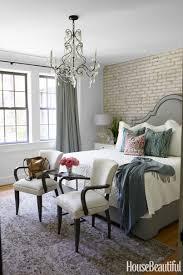 bedroom beautiful fascinating white brick wall bedroom appealing