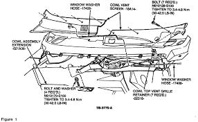 lincoln mark viii v8 281 4 6l dohc replacement procedure