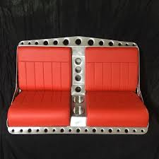 Dodge Truck Bench Seat Bomber Style Bench Seat For Rat Rod Street Rod Or Airboat Bench