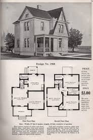 floor plan of the upper roomsbath from walter isons book the home