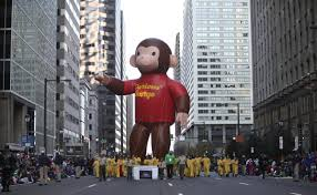 is thanksgiving a business day curious george celebrates 75 years of monkey business wunc
