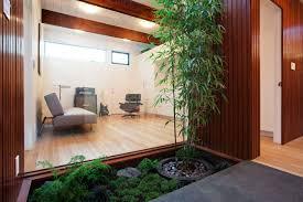 home garden interior design interior courtyard modern garden natural design interior