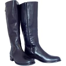 womens navy boots uk gabor dawson s modern knee high navy leather boots mozimo