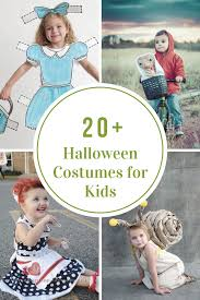 diy halloween costumes for kids the idea room
