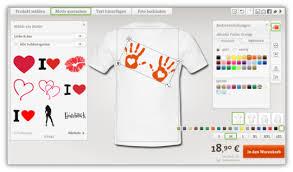 shirt selbst designen liebe t shirt selbst gestalten