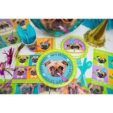 puppy party supplies pug puppy birthday party supplies walmart