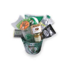 basketball gift basket celtics basketball gift basket