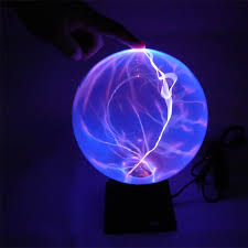 6 5 3 inch plasma sphere l magic plasma globe electric