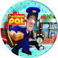 postman pat partyspot