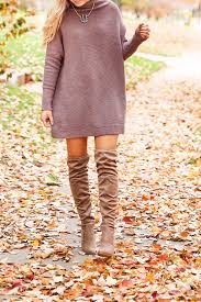 free people slouchy ottoman tunic coziest purple sweater dress ootd daily dose of charm