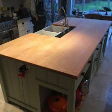 kitchen island worktops recent wood refinishing works kitchen worktops bar tops oak