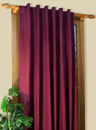 Heavy Insulated Curtains Rod Pocket Curtains Thecurtainshop Com