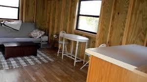 lofted barn cabin interior 1st day youtube