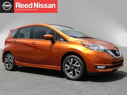 nissan note 2017 new versa note for sale in orlando fl reed nissan