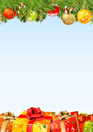 gifts under tree christmas letterhead a4 49513 geographics australia