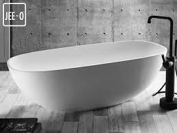 design badewannen quartz freistehende badewanne mineralguss badewanne