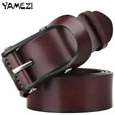 allergic to belt buckle wholesale yamezi designer belts men high quality allergy free