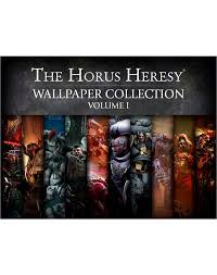 black library wallpaper collection the horus heresy volume one