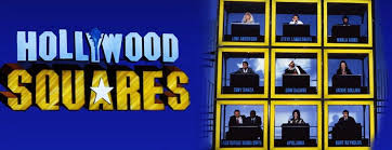 hollywood squares powerpoint template game show follies february