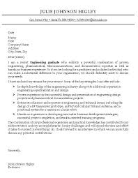 brilliant ideas of sample cover letter for entry level engineering