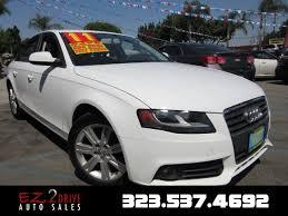 2011 audi a4 maintenance schedule 2011 audi a4 for sale in south gate ez to drive auto sales 90280