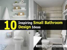 small bathroom dwellinginhappiness com jpg
