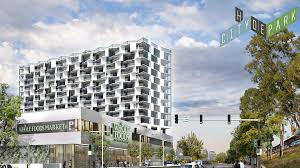 15 story studio gang designed city hyde park ready to rise