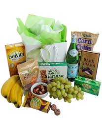 Food Gift Delivery Healthy And Wholesome Gift Basket Auckland Flowers U0026 Gifts