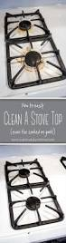 How To Clean A Farmhouse by 25 Unique Stove Top Cleaner Ideas On Pinterest Glass Cooktop