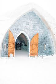 Hotel De Glace Cooler Than Cool Visiting The Hotel De Glace Ice Hotel In Quebec