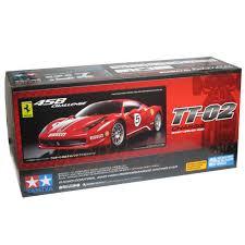 458 challenge price tamiya 58560 1 10 tt02 458 challenge ep touring rc car kit