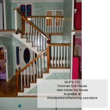 Doll House Plans Barbie Mansion by 04 Fs 152 Victorian Barbie Doll House Woodworking Plan