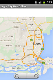 lagos city map lagos city maps offline android apps on play
