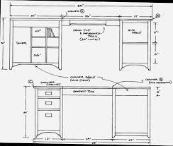 Diy Computer Desk Plans Desk Design Ideas Sketches Computer Desk Plans White Blueprint