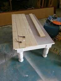 How To Build A Round Wooden Picnic Table by Everyone Is Going To Be Copying This On Their Front Porch