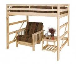 Half Loft Bed Foter - Half bunk bed