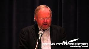 bill bryson at the nys writers institute in 2013 youtube