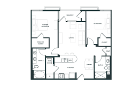 studio 1 u0026 2 bedroom floorplans at desmond at wilshire apartments