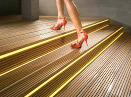 led treppe terrassenbeleuchtung led treppe attraktive sicherheit
