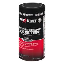 47 Star Flag Six Star Testosterone Booster Elite Series Caplets 60 Ct