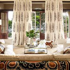 Curtains For Interior French Doors Living Room French Doors Design Ideas