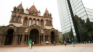 richardson architect trinity church ten buildings that changed america wttw chicago