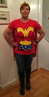 spirit halloween wonder woman october 2016 down the scale my weight loss journey