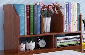 60 20 34cm solid wood bookcase portable desktop bookshelf modern