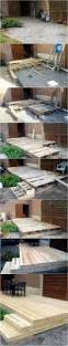 Patio Pallet Furniture by Best 20 Pallet Patio Ideas On Pinterest Pallet Decking