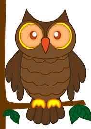 fall owl clipart 80