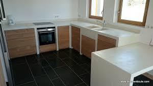 cuisine beton cellulaire cuisine beton